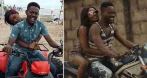 """""""Simi Is Such A Cool, Caring & Amazing Girl"""" – Adekunle Gold's Mom (Pics, Video)"""